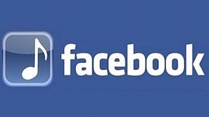 Facebook Upload Music