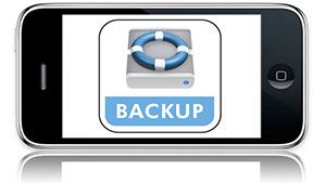 how to change iphone backup location itunes