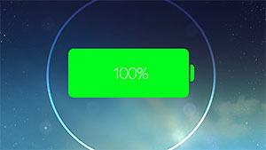 iPhone Save Battery