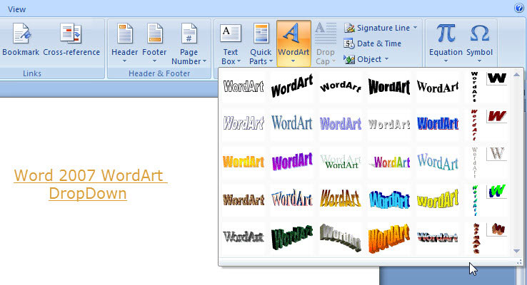 Image Background in Word