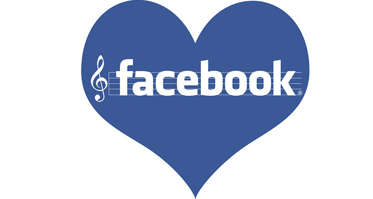 Facebook Upload Music