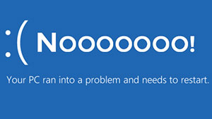 Windows 10 Fix Blue Screen of Death