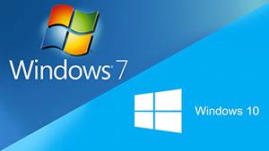 Windows 10 Upgrade from Windows 7