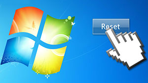 Windows 7 Reset to Factory Settings